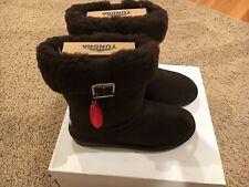 NIB Tundra Women's Nexi Winter Boot  Chocolate Sz 8M