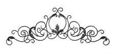 Creative Co-op Metal Door Crown #HD3870