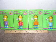 Vintage Bart Simpson Key Chains! (1990 )Unique old hard to find retro Items!