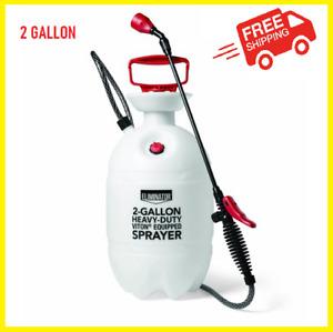 Eliminator 2-Gallon Heavy-Duty Multipurpose Pump Sprayer