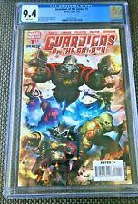 Guardians of the Galaxy #1 - CGC 9.4 Marvel - Starlord, Gamora, Drax, Groot