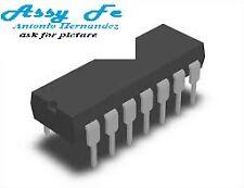10x d126d Quad 2-Input NAND-Gate Open Collector Output 15 V = 7426 hfo