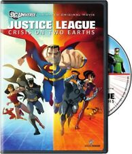 Justice League: Crisis on Two Earths [New Dvd] Ac-3/Dolby Digital, Dolby, Eco