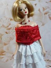 """OUTFIT  Doll BARBIE & SILKSTONE OU FR   OOAK """"MA DOLL OF DAWN """""""