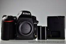NIKON D750 24.3MP Digital Camera Body Shutter Count 13924 Excellent
