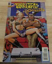 Tank Girl The Odyssey #1 - 1995 Vertigo Brian Bolland
