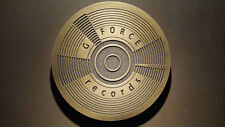 Disney World Hollywood Studios G Force records man hole cover replica aerosmith