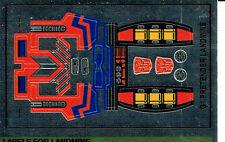 Transformers génération 1 G1 Decepticans Chop Shop repro Labels//stickers