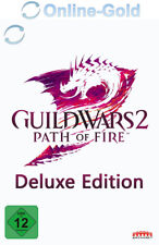 Guild Wars 2 - GW II Path of Fire - Deluxe Edition - PC Online Code Key [DE/EU]