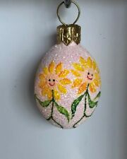 Patricia Breen Dancing Daisy Miniature Egg