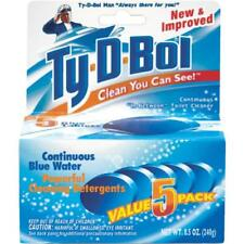 60Pk BEST VALUE Ty-D-Bol TY D Blue Tablet Automatic Powerful Toilet Bowl Cleaner