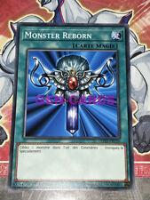 Carte YU GI OH MONSTER REBORN LEHD-FRC16