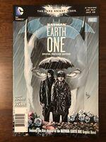Batman Earth One # 1 Free Preview DC Comics FCBD