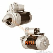 Anlasser Starter FIAT Argenta 131 132 Ducato Diesel 0001362073 63217118 63217154