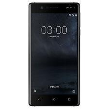 "Nokia 3 Smartphone, Android, 5"", 4G LTE, SIM Free, 16GB, Black (ML1879)"