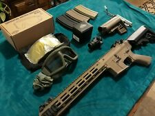 King Arms Ultra Grade II M4 TWS Airsoft AEG (package w/battery)