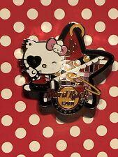 Hard Rock Cafe - Yokohama Hello Kitty Pin
