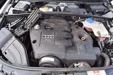 01-04 AUDI A4 B6 1.9 TDI 130 BHP AVF ENGINE COMPLETE WITH TURBO PUMP & INJECTORS