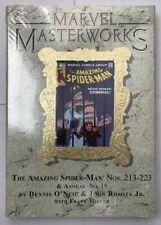 Marvel Masterworks #283 AMAZING SPIDER-MAN Vol #21 DM Variant Cover (2019) $75