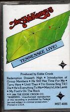 "THE McKAMEYS...""TENNESSEE LIVE!"".......BRAND NEW LIVE GOSPEL CONCERT CASSETTE"