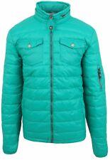 VAN SANTEN & VAN SANTEN Winter Jacke Parka Mantel Jacket Coat Größe L Grün Green