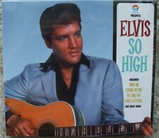 Elvis Presley - FTD CD So High - Mint  / Sealed condition Deleted Title RARE