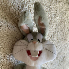 Bugs Bunny Cuddly Soft Toy Year 2000 Looney Tunes Official Plush With Tags