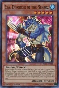 Exa, Enforcer of the Nekroz (THSF-EN012) -  Super Rare Yugioh