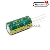 20x capacitor low esr chemical 100µf 50v tht 105 ° c 3000h ø10x12.5mm radial