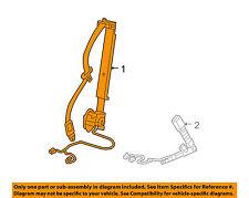 HONDA OEM 07-08 Element Front Seat-Belt & Buckle Retractor Left 04818SCVL00ZA