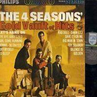 Four Seasons - Gold Vault of Hits Stereo Vinyl LP Record Free Shipping