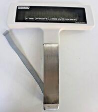 Hobart Quantum Digital Scale Elevated Customer Display & Pole 00-043320
