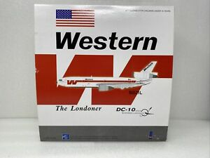 1/200 InFlight 200 McDonnell Douglas DC-10 Western Airlines Londoner IFDC100711