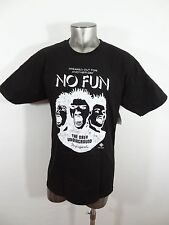 Obey underground men's t-shirt black L NEW