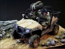 POLARIS RZR SW with Special Forces crew scale 1:35