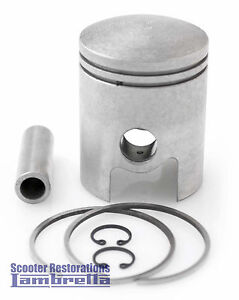 Lambretta 150cc Piston Assembly 57.0mm (Borgo +) Innocenti (S2/3/LI/TV/SX/GP)