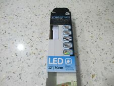 GE 26934 Enbrighten LED Linkable Under Cabinet Fixture. 12 in.