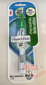 Paper Mate Liquid Paper Correction Fluid pen, Needle type 7 ml White 1PC.