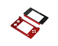 ORIGINAL OEM NINTENDO 3DS CASE REPLACEMENT HOUSING SHELL RED 3DS US SELL