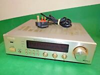 DENON Personal Component System Stereo Amplifier AMP DRA-F100 AM-FM Receiver