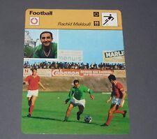 FOOTBALL 1968 AS SAINT-ETIENNE MEKLOUFI VERTS CHAUDRON ASSE GEOFFROY-GUICHARD