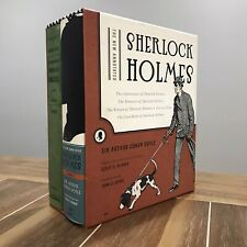 The New Annotated Sherlock Holmes: The Complete Short Stories [2 Vol. Set]