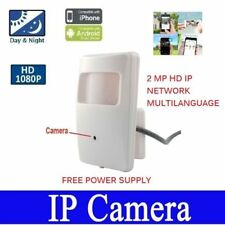Hd 1080p 2.0mp  Network Covert PIR  Security Cctv Ip Camera 3.7MM PINHOLE  mtlc