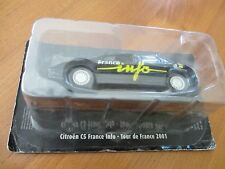 Citroën C5 France Info Tour de France 2001 TdF 1/43