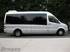 2006+ Mercedes Sprinter / VW Crafter 16 Inch S/S Dual Wheel Trims Covers Sleeves