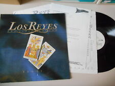 LP Ethno Los Reyes - The Gipsy Legend (12 Song) NIGHTSHIFT / OIS Presskit