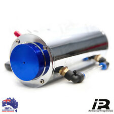 Radiator Overflow Tank Aluminium Anodized For WRX EVO S13 S14 S15 RB25 RB26 RB30