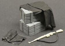 DioDump DD022 Black aluminium foil diorama scale modelling materials