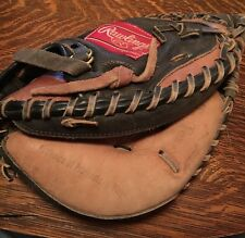 Rawlings Catchers Mitt Glove Lite Toe RCM45BT Deep Well RHT