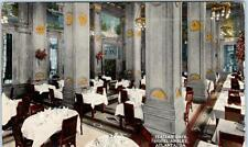 ATLANTA, Georgia  GA    Interior ITALIAN CAFE in Hotel Ansley  c1910s  Postcard
